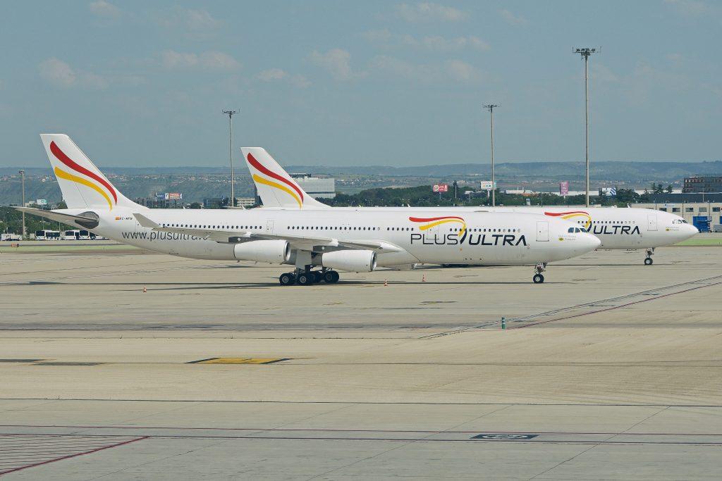 Малко известната португалска чартърна авиокомпания активно и ефективно използва своите два А340-600