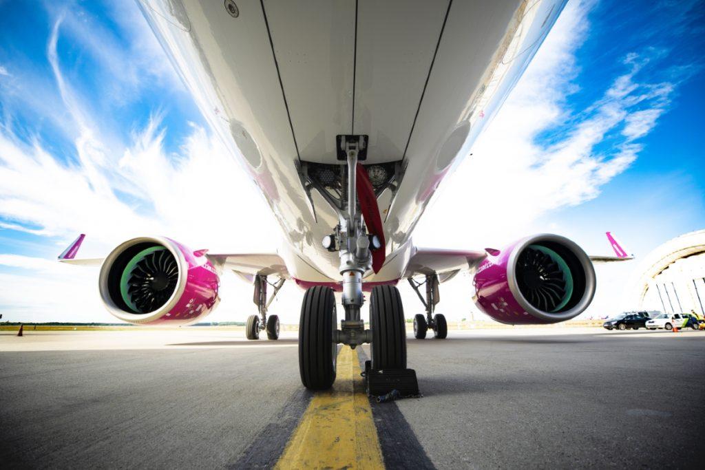 Wizzair Airbus A320neo. Снимка: Wizzair.