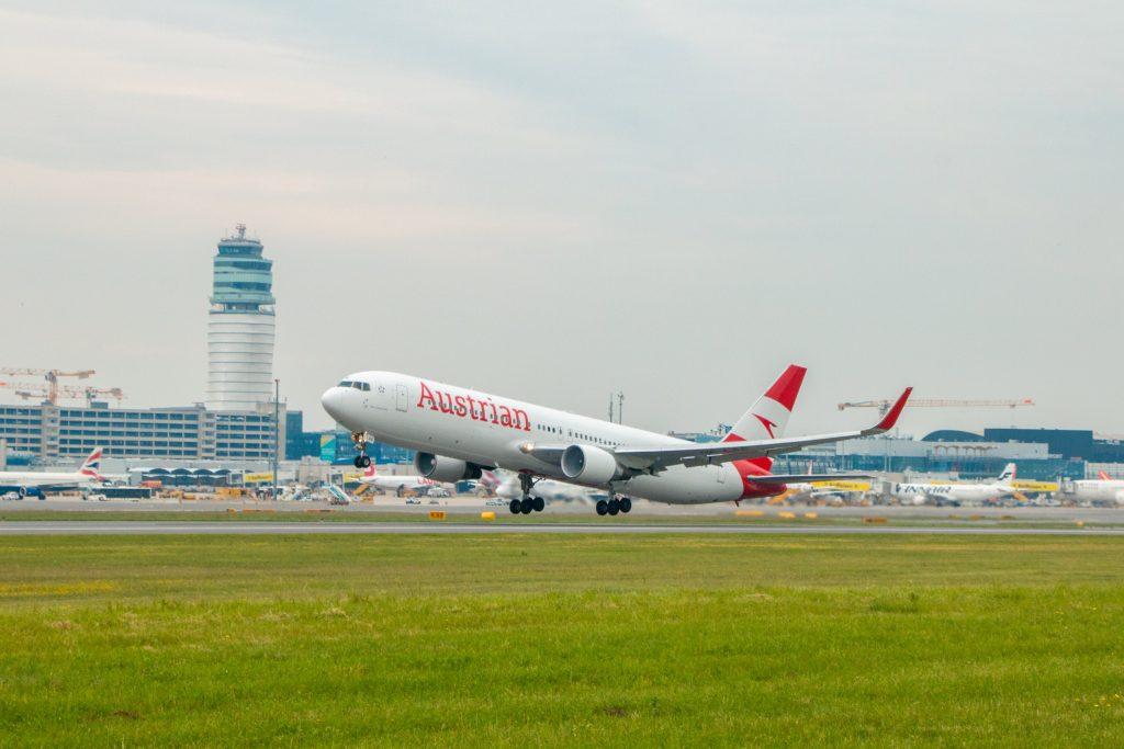 Снимка: Austrian Airlines