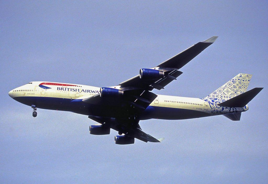 Една от най-оспорваните окраски, които всъщност са цели 12 разновидности етнически изображения на опашките на британските самолети се появява през 1997-а. Това е проектът Utopia, който има за цел да изобразява различните етноси, живеещи в държавите от британската общност по света.