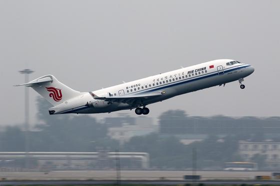 Air-China-ARJ21-takeoff