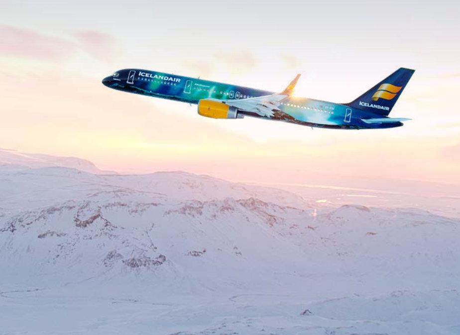 Снимка: Icelandair