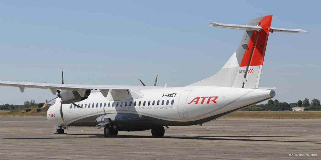 ATR-72-600 е топ-продуктът на компанията, който лети в много регионални превозвачи по целия свят