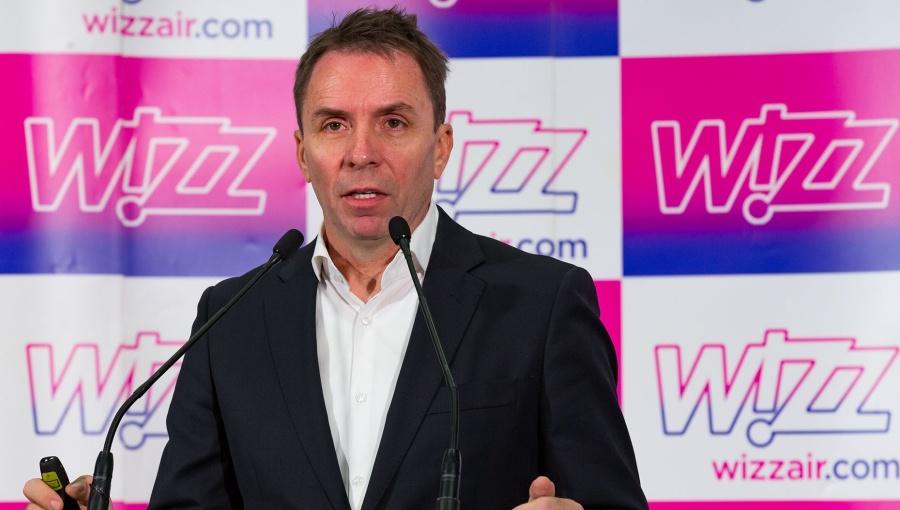 Босът на Wizz Йожеф Варади, който е сред най-скъпоплатените изпълнителни директори в сектора за 2019