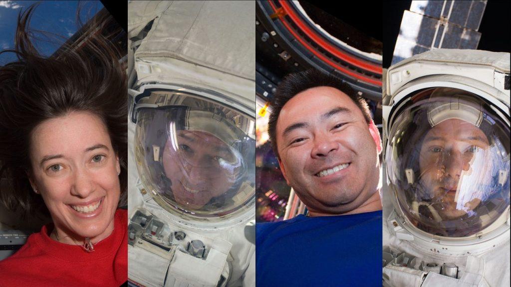 Екипажът на първата пълномащабна мисия на НАСА на борда на Crew Dragon, която ще се осъществи до пролетта на 2021.