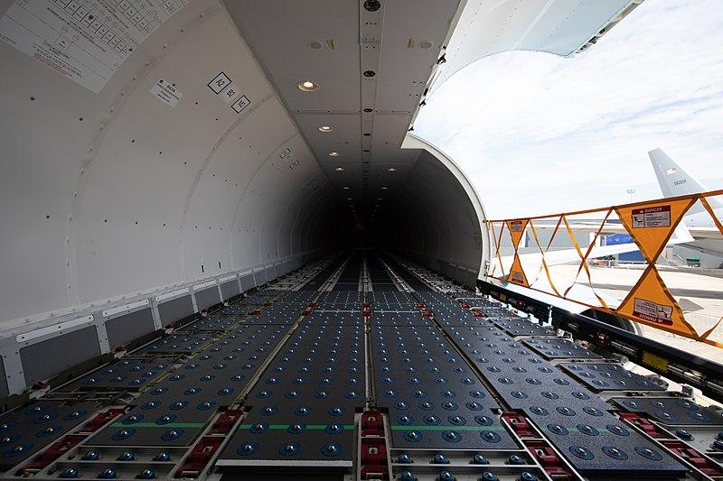 737-800BCF е базиран на 737NG платформата, която позволява увеличаване на полезния товар до 23.9 тона