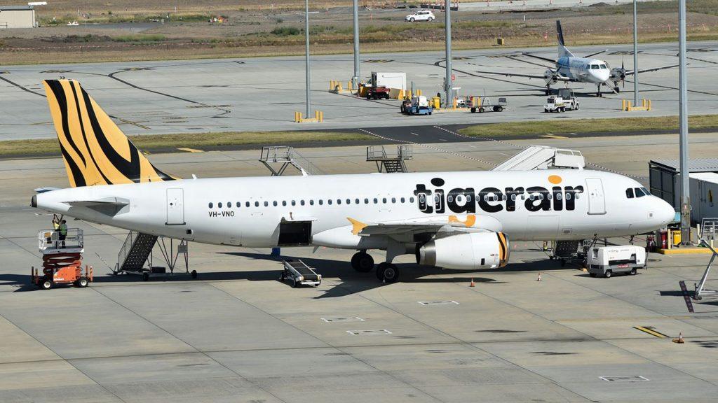 Tigerair Australia съществува от 2000 година, като от 2001 е част от Virgin Australia Group